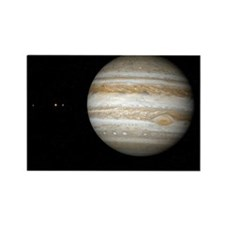 Jupiter, artwork - Rectangle Magnet (10 pk)
