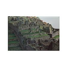 Machu Picchu - Rectangle Magnet (10 pk)