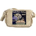 Chapter Book Challenge 2013 Messenger Bag