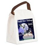 Chapter Book Challenge 2013 Canvas Lunch Bag