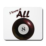 Know it All Mousepad