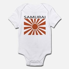 Samurai Infant Bodysuit