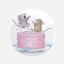 """Exciting Celebration 3.5"""" Button (100 pack)"""