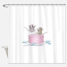 Exciting Celebration Shower Curtain