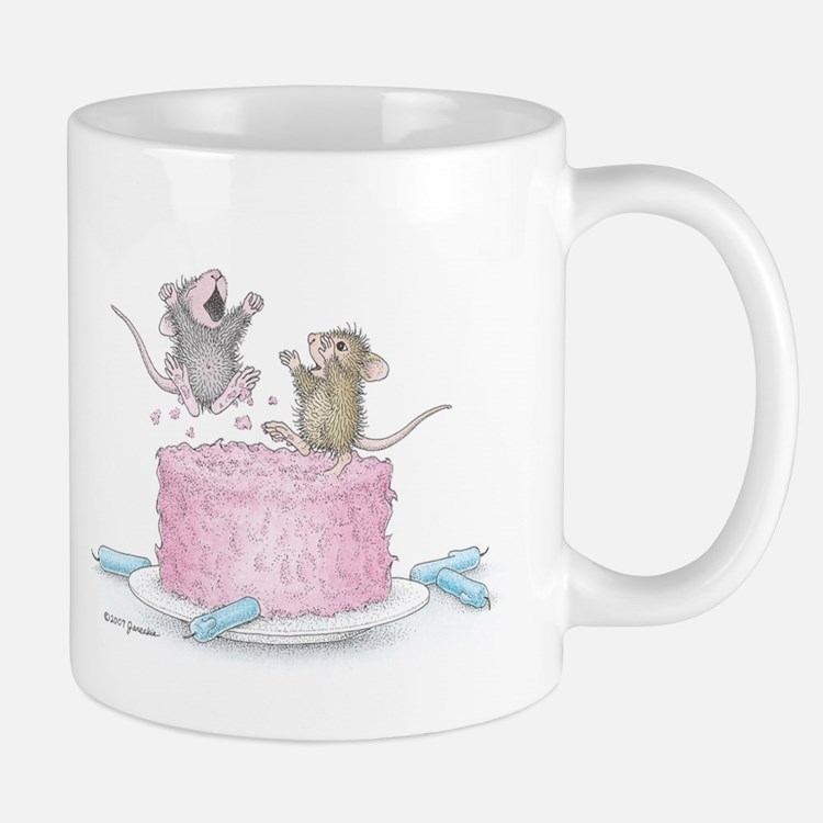 Exciting Celebration Mug