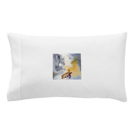 Beneath the Full Moon Pillow Case