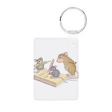 Mice Penmanship Keychains