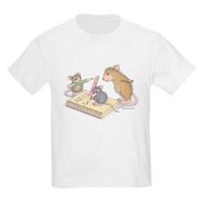 Mice Penmanship T-Shirt