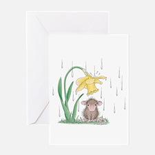 Gentle Rain Greeting Card