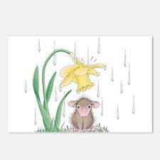 Gentle Rain Postcards (Package of 8)