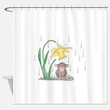 Gentle Rain Shower Curtain