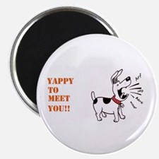 """Lil Yappers 2.25"""" Magnet (100 pack)"""