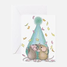 Surprise Party Greeting Card
