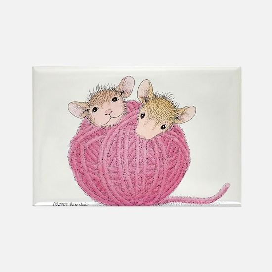 Close Knit Friendship Rectangle Magnet