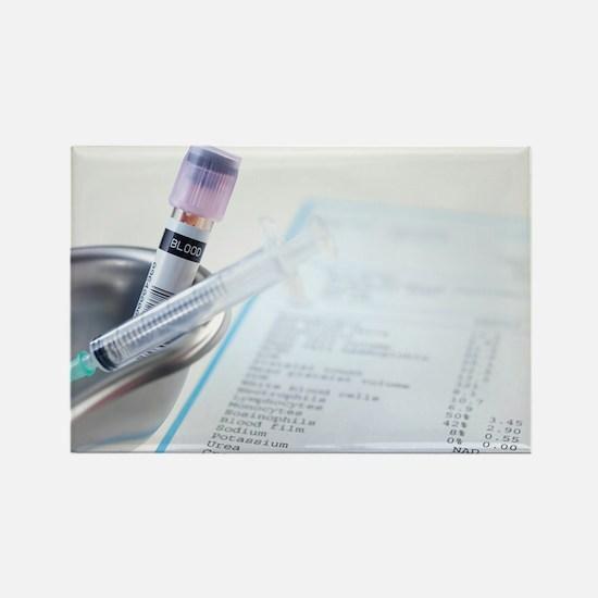 Medical testing - Rectangle Magnet (10 pk)