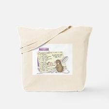 Yummy Recipe Tote Bag