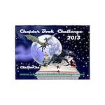 Chapter Book Challenge 2013 5'x7'Area Rug