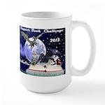 Chapter Book Challenge 2013 Large Mug