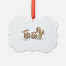 Chocolate Delight Ornament