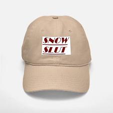SNOW SLUT! Baseball Baseball Cap