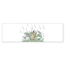 Singing in the Rain Bumper Bumper Bumper Sticker