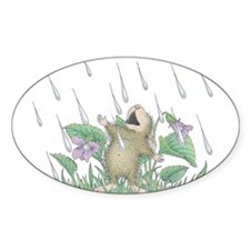 Singing in the Rain Decal