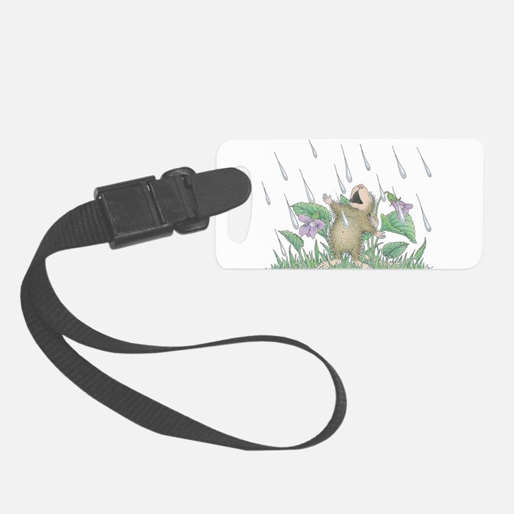 Singing in the Rain Luggage Tag