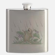 Singing in the Rain Flask