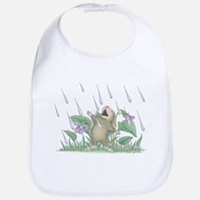 Singing in the Rain Bib