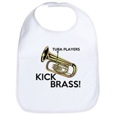 Tuba Players Kick Brass Bib