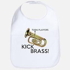 Tuba Players Kick Brass Bib