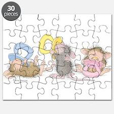 Mice Babies Puzzle
