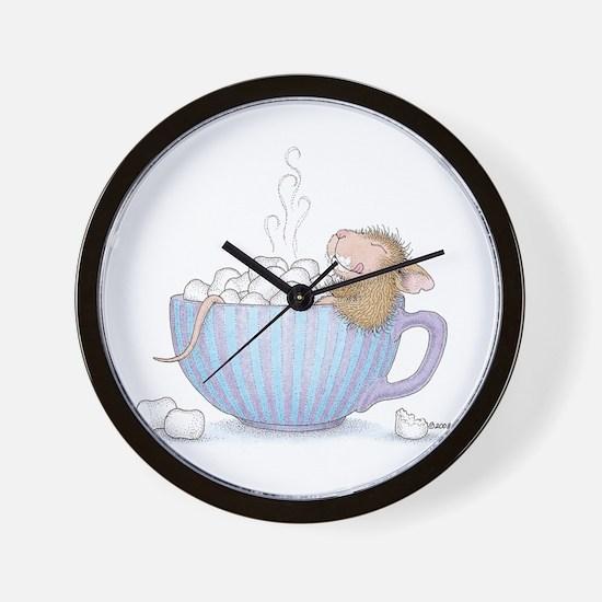 Lip Smackin Relaxin Wall Clock