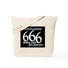 666 Hell, MI Tote Bag