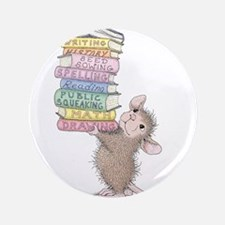 """Smarty Pants 3.5"""" Button (100 pack)"""