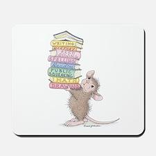 Smarty Pants Mousepad