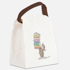 Smarty Pants Canvas Lunch Bag