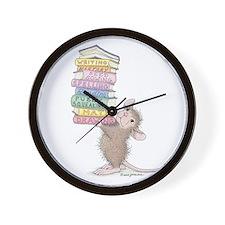 Smarty Pants Wall Clock