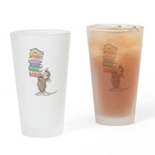 Smarty Pants Drinking Glass