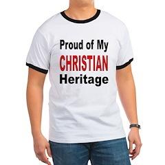 Proud Christian Heritage T