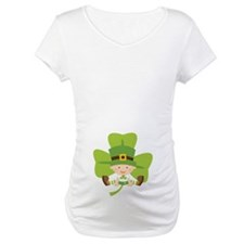 Irish Baby Shamrock Luck Shirt