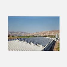Solar panels - Rectangle Magnet (10 pk)