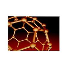 lecule - Rectangle Magnet (10 pk)