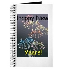 HAPPY NEW YEAR Journal