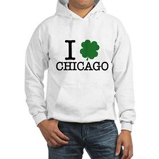 I Shamrock Chicago Hoodie