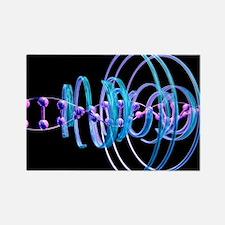 DNA - Rectangle Magnet (10 pk)
