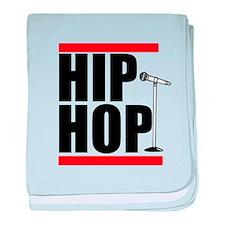 Hip Hop baby blanket