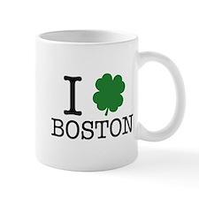 I Shamrock Boston Mug