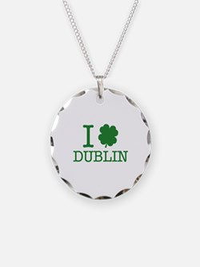 I Shamrock Dublin Necklace