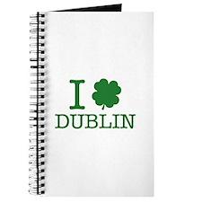 I Shamrock Dublin Journal